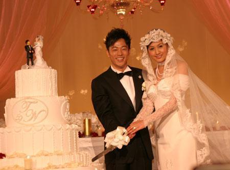 藤原纪香博客发表婚宴感言每天都要幸福的生活