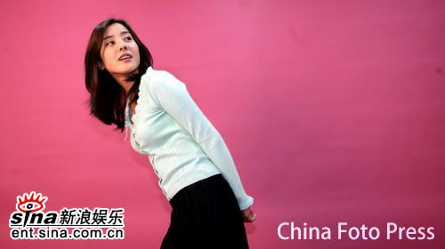 组图:朴恩惠写真清纯靓丽灿烂笑容打动人心