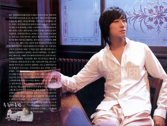 组图:《宫》男主角朱智勋造型百变展绅士风度