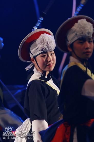 图文:张娜拉演唱会--伴舞