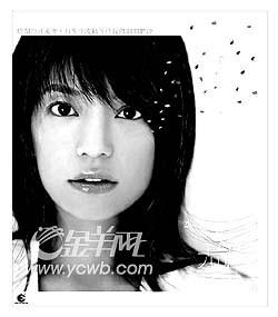 赵薇新专辑《飘》11月12日全亚洲同步发行