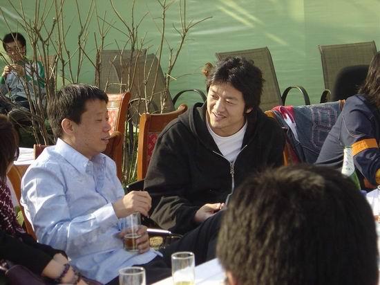 李亚鹏瞿颖羽泉现身太合麦田周年庆(组图)