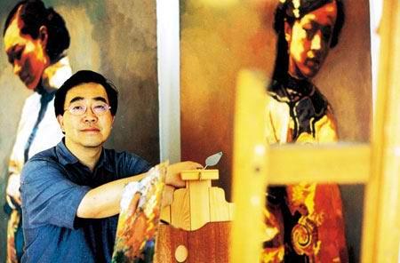 新民周刊:陈逸飞--一个被争议缠绕的艺术家
