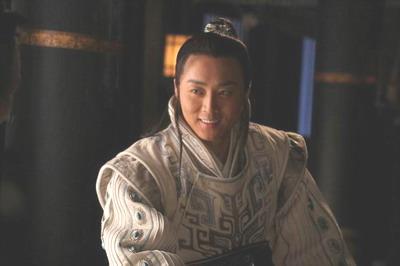 一进入《开创盛世》-沈晓海 李世民 让我的胸怀如此博大高清图片