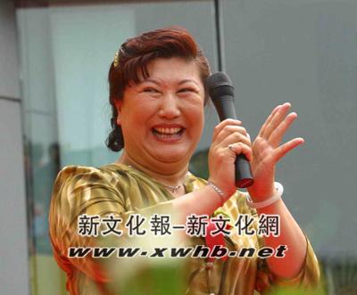 二人转著名演员沉痛悼念艺术家高秀敏老师(图)