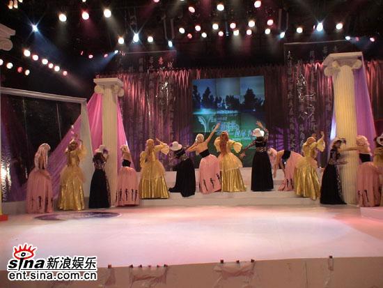2005星姐半决选湖南举行三佳丽惨遭淘汰(组图)