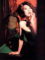 组图:巩俐女人三十体现成熟另类写真迷幻性感