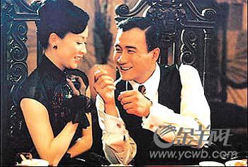 刘嘉玲胡军重庆酒吧狂欢最后一夜依依不舍(图)