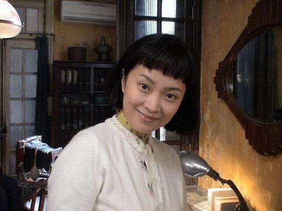 苏岩出征香港电影金像奖力挺《长恨歌》(图)