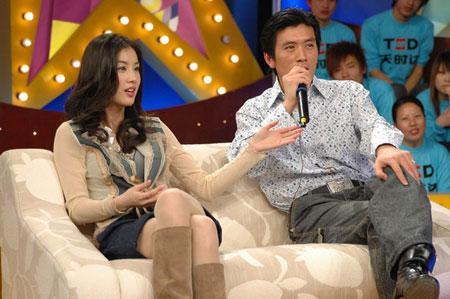 黄圣依清点绯闻男友:杨子不是什么好人(附图)