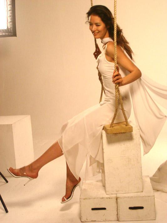 新浪娱乐讯 前不久,著名时装设计师,国际名模马艳丽 (blog) 在上海图片