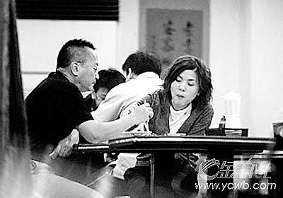 张清芳40岁再怀第二胎好友证实已孕三个月(图)
