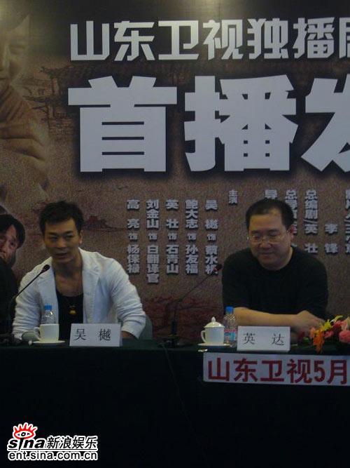 吴樾自称戏剧变色龙感谢英达提供喜剧表演机会