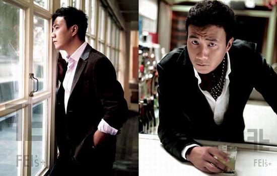 5月8日最酷男星:胡军--成熟男人的抬头纹魅力