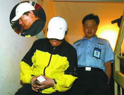谢东解除拘留回到长沙状态不好拒见媒体(图)