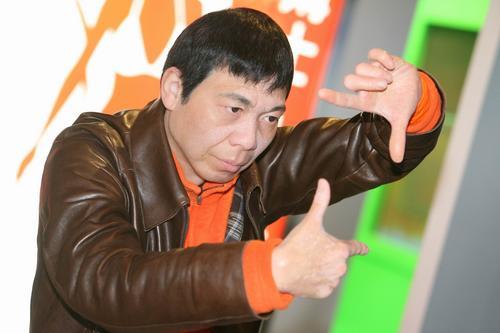 组图:上海蜡像馆预展冯小刚梦露群星栩栩如生