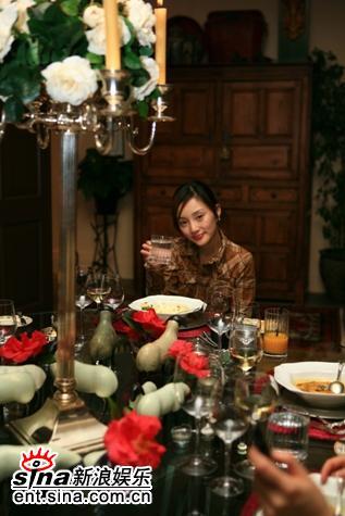 演员李小璐新西兰破戒平静是最真的享受(组图)