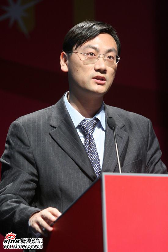 图文:上海文广新闻传媒集团副总裁张大钟
