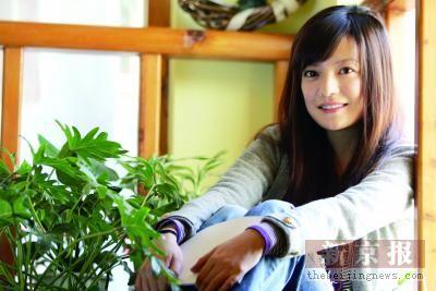 """""""研究生""""赵薇专访:远离纷争这一年(组图)"""