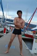 组图:青春之星澳洲秀泳装游览神奇的大堡礁