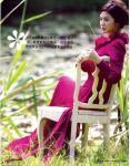 组图:宋慧乔变身成熟女人新写真散发自然魅力