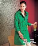 组图:3月27日时尚关键词--职业春装