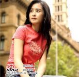 4月12日最美女星:李多海春夏时装写真恬静典雅
