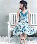 4月26日最美女星:美女文根英时尚丽人娇羞甜美