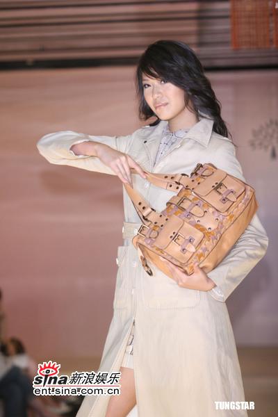 组图:5月24日时尚关键词--时尚手提包