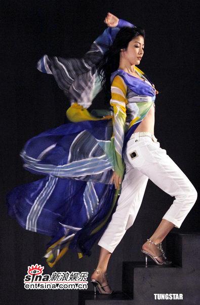 组图:6月28日时尚关键词--梦幻蝴蝶仙子装