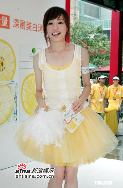 组图:7月13日时尚关键词--清凉可爱公主裙