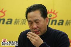刘伟做客新浪追忆马季--师傅去世之前身体很好