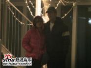 赵薇与王励勤恋情曝光牵手进餐夜宿香闺(组图)