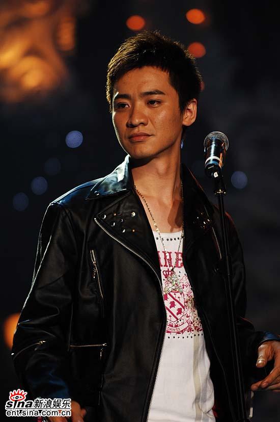 图文:好男儿成都五强――刘璇男友王�|