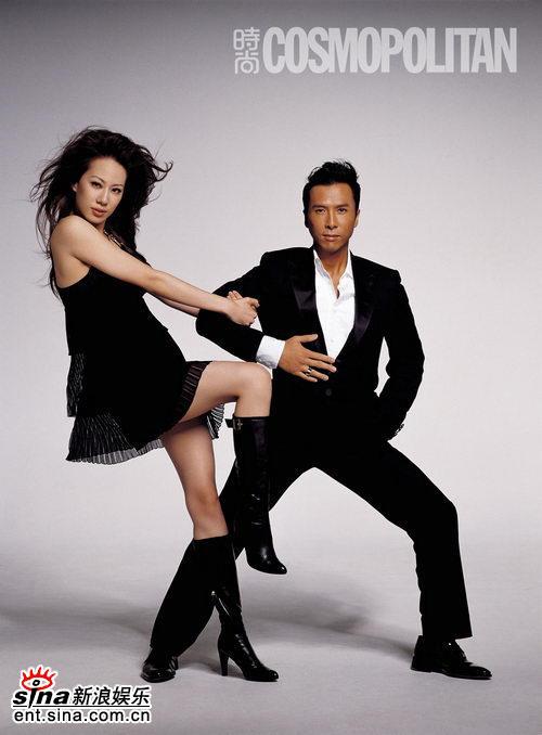 甄子丹和汪诗诗的婚姻生活浪漫甜蜜
