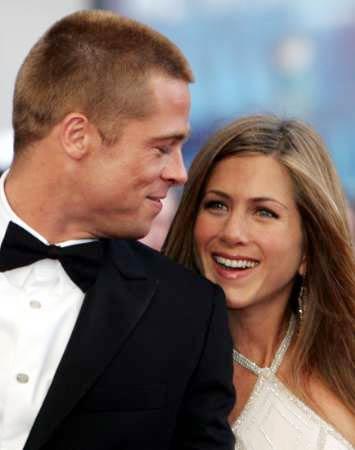 皮特:婚姻难经营我和安尼斯顿依旧相爱(图)