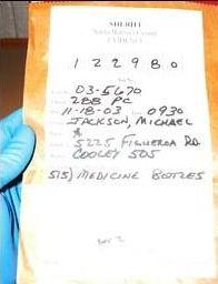 杰克逊涉嫌吸毒贩毒过度服用药物前程不保(图)