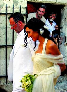 让・雷诺迎娶第三任妻子名流大腕齐助阵(图)