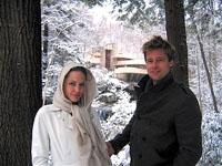 皮特和朱莉计划在南非举行童话般圣诞婚礼(图)