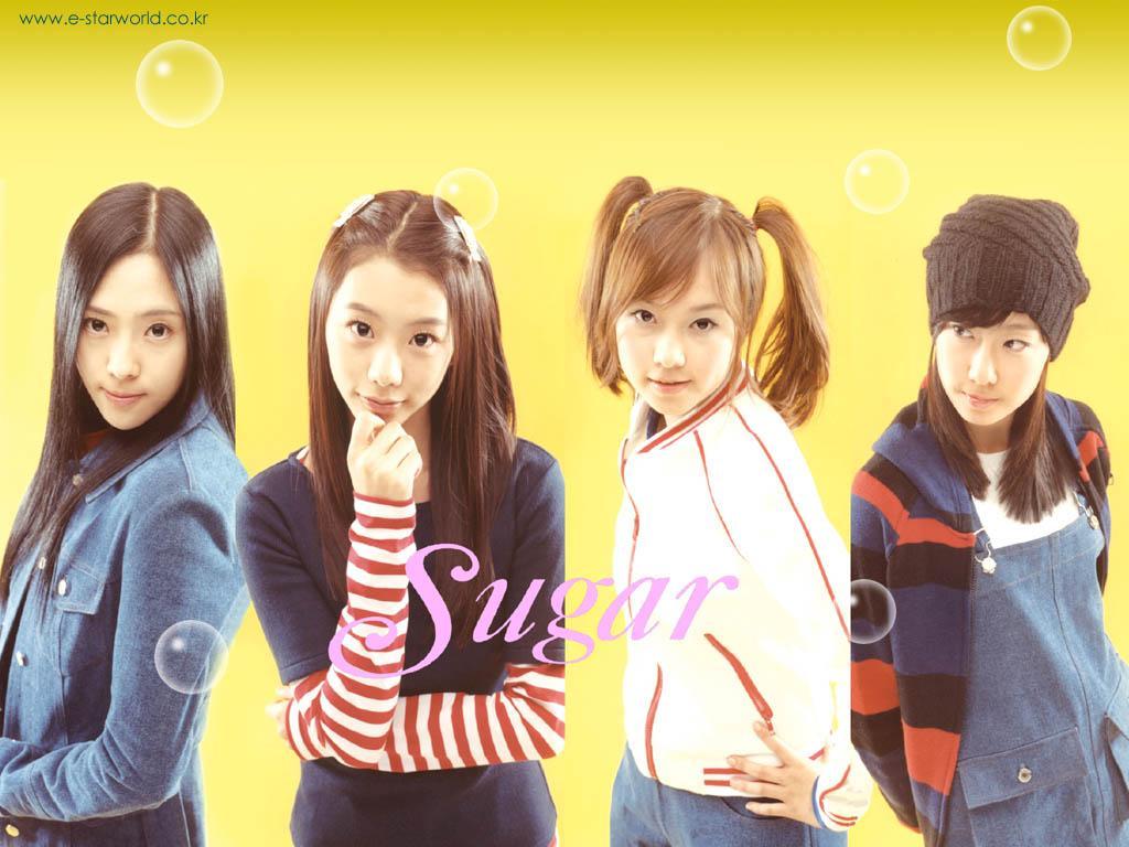 韩国美少女组合sugar全部9张专辑歌曲试听下载