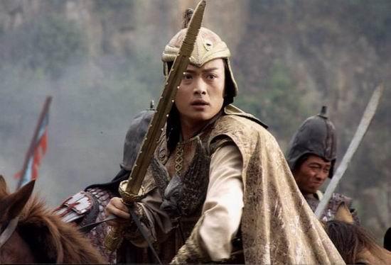 隋唐罗成(聂远饰)+隋唐王伯当(卓凡饰)
