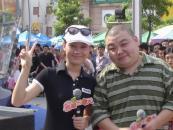 """组图:安徽卫视""""暑期乐翻天""""开始启程!"""
