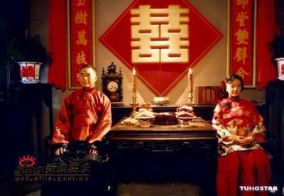 组图:《五月槐花香》张国立夫妻演床戏超尴尬
