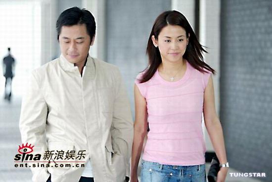组图:宣萱和王杰携手无线新剧《老婆大人》