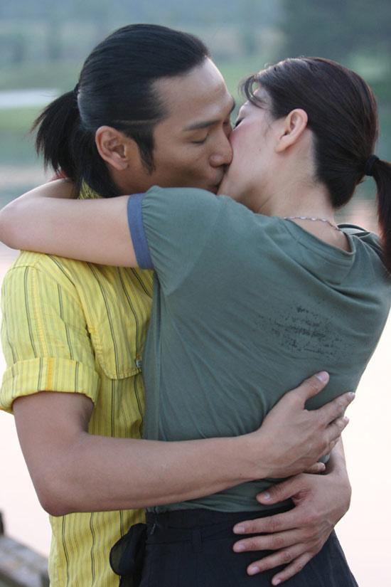 图文:陈慧珊《维纳斯之恋》主动湿吻杜德伟(3)