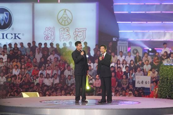 图文:陈建斌获得观众喜爱的电视剧男演员奖(4)