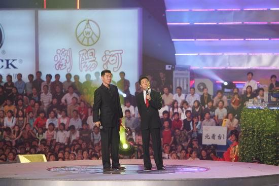 图文:陈建斌获得观众喜爱的电视剧男演员奖(5)