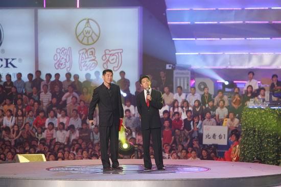 图文:陈建斌获得观众喜爱的电视剧男演员奖(6)