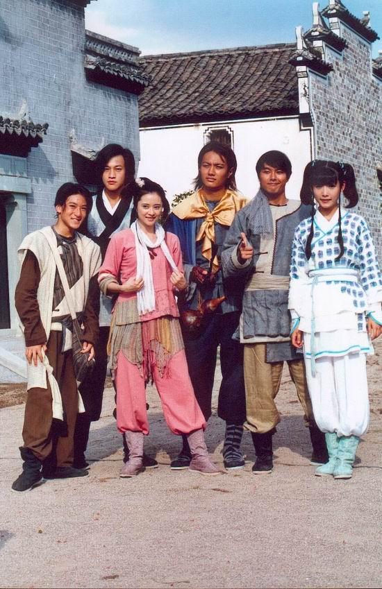 组图:《中华小当家》全明星精彩剧照首次亮相