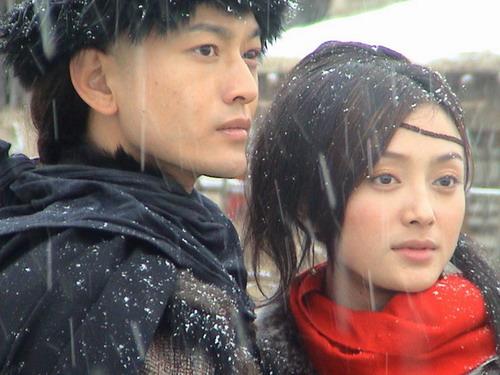 秦岚黄晓明成冤家聚首央视十一月大戏《龙票》